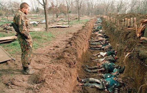 180 cuerpos sin órganos en ucrania