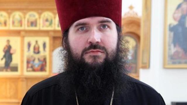 Archpriest Andrey Novikov
