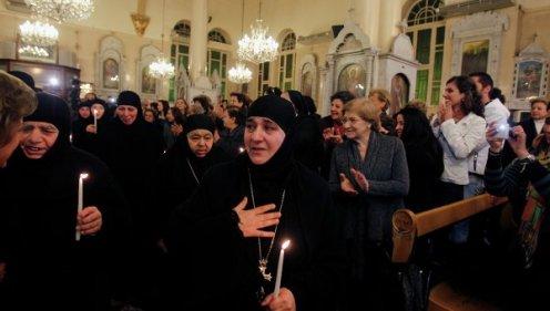 monasterio de sta tecla en siria