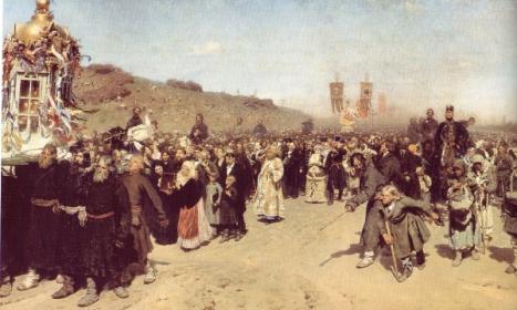 procesion ortodoxa