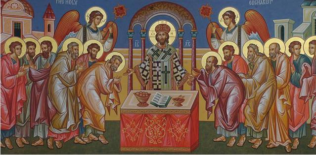 Rubricas1-Icon-Holy Eucharist