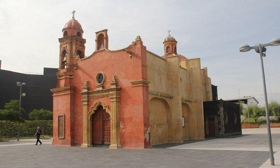 iglesia rusa en mexico