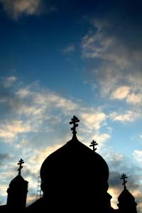 la primera iglesia ortodoxa rusa de la india