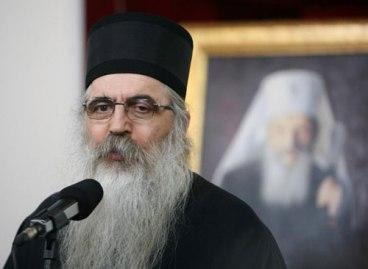 representante patriarcado serbio