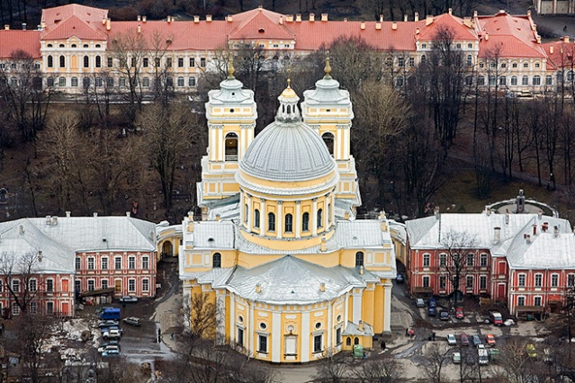 aerial-view-of-alexander-nevsky-monastery-in-st-petersburg