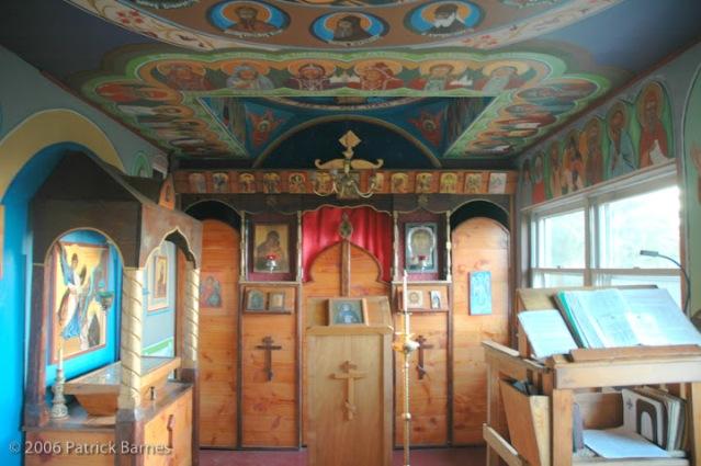 Alaska 020 capilla skete St Michael