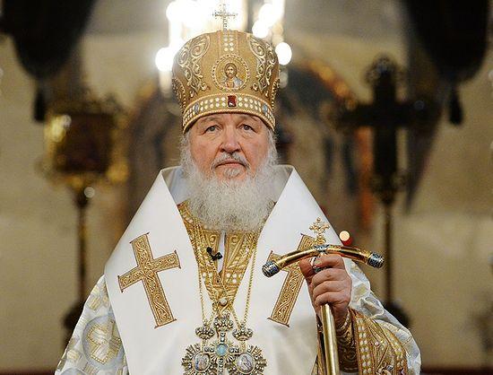 Patriarca Kiril, Hoy rezamos particularmente por las familias