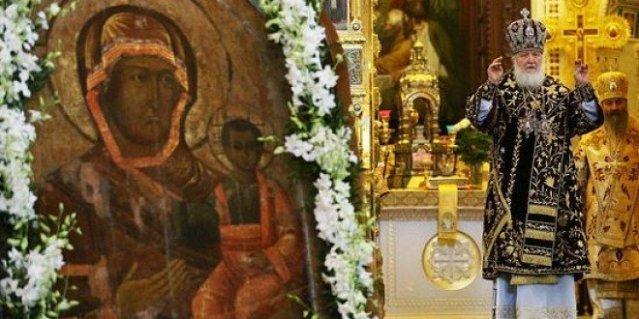 el icono milagroso de smolensk