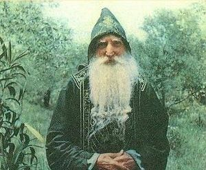 fotografia padre espiritual de san paisios