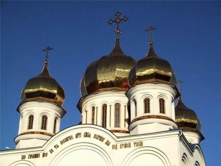 iglesia donetsk
