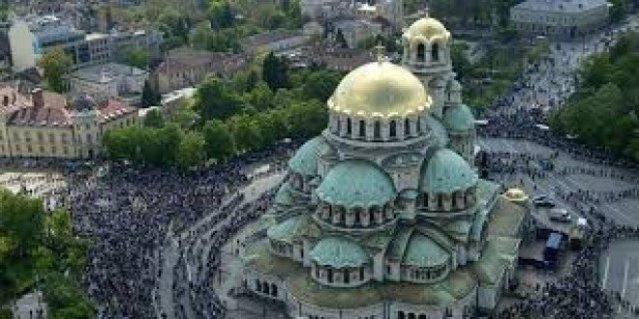 la iglesia bulgara conmemora