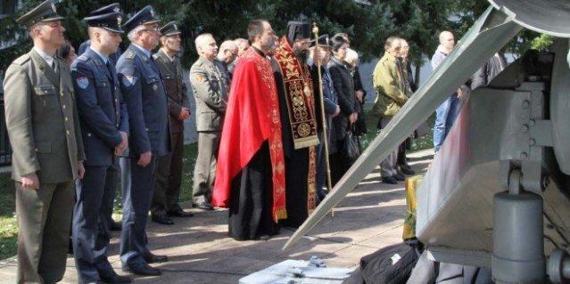 oficio recordatorio bombardeo de la OTAN en serbia