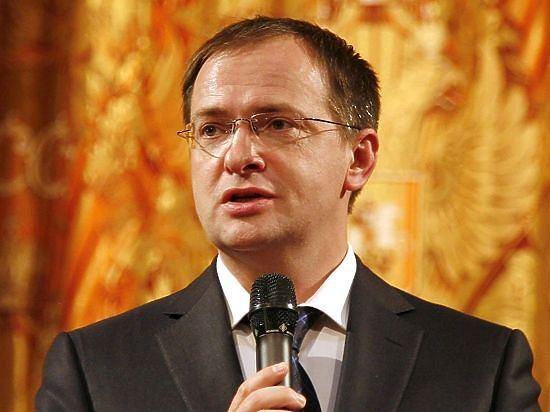 ministro de cultura ruso